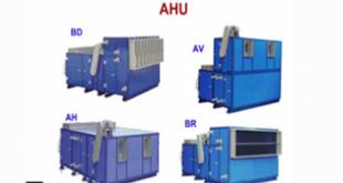 فروش انواع دستگاه هواساز شرکت تهویه