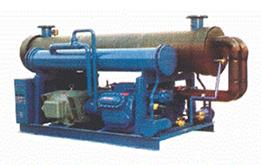 فروش انواع چیلر تراکمی آبی ساراول