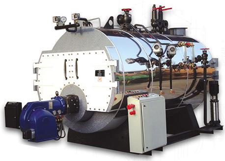 انواع دستگاه بویلر بخار
