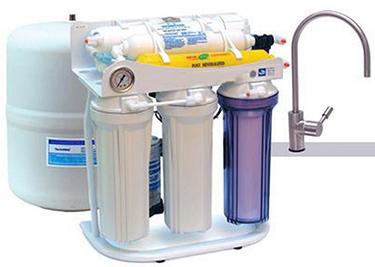 معایب دستگاه های تصفیه آب زیرسینکی