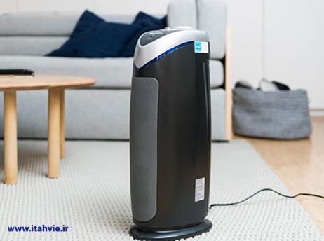 مزایای انواع دستگاه های تصفیه هوای خانگی
