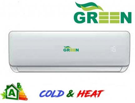 مزایای انواع کولر گازی گرین