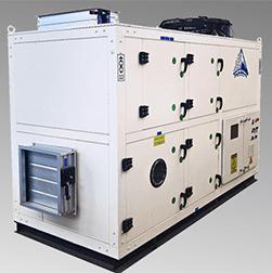 پکیج یونیت هایژنیک تهویه دماوند