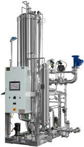 دستگاه تولید بخار خالص